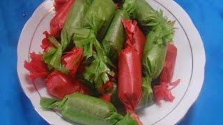 Cara Membuat dan Resep Kue Madu Mongso(Kue Tradisional Lebaran)