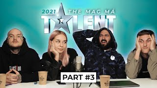 HLEDÁME RAP STAR 2021! THEMAG MA TALENT #3
