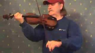 "Ryan Thomson on fiddle ""Two Woman One Man"" french canadian tune"