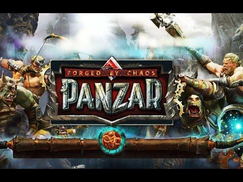 видео: Играем в panzar. Грозный ОГР и маленькие ВРАГИ.