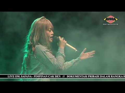 MENUNGGU KAMU - RINDI SAFIRA (Cover Anji) - OM SAFANA INDONESIA LIVE SARENG 2018