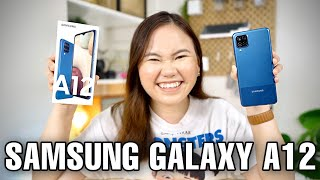 SAMSUNG GALAXY A12 REVIEW: THE ULTIMATE BUDGET PHONE?