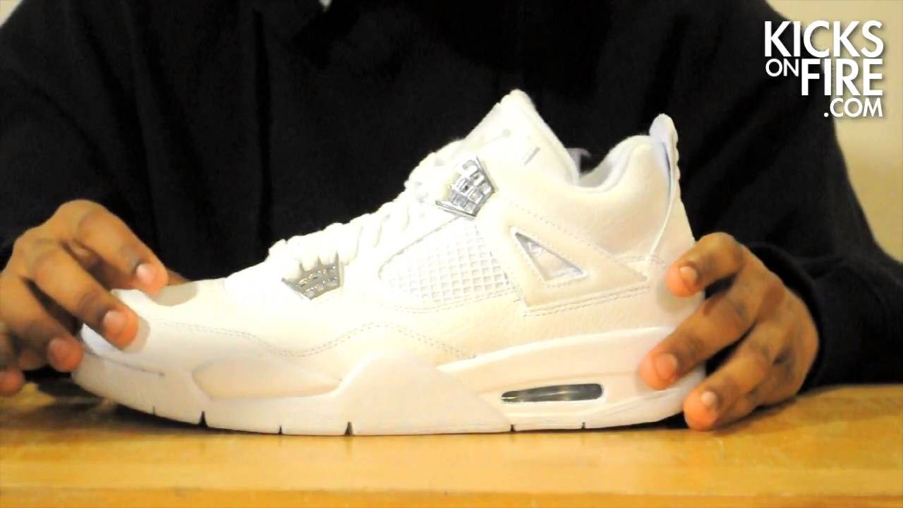 jordan 4 pure money anniversary