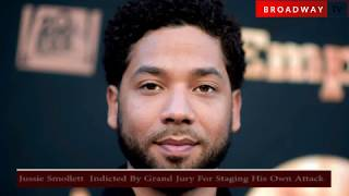 Jussie Smollett Indicted by Grand Jury for Staging His Own Attack