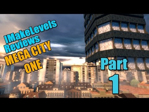 MEGA CITY ONE - Part 1
