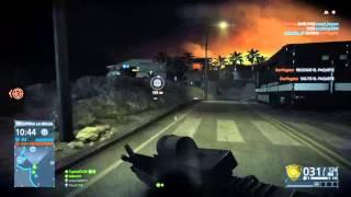 Battlefield Hardline PS4 Multiplayer Gameplay (spanish audio)