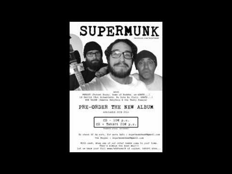 SUPERMUNK - Ouh, My Darling (Audio)