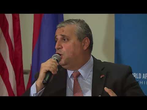 World Affairs TODAY Season 13 Episode 10: Ambassador Grigor Hovhannissian