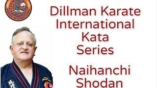 George Dillman/Dillman Karate International/Naihanchi Shodan