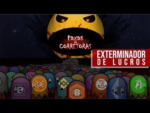 TAXAS DE CORRETORAS DE CRIPTOMOEDAS: ESCOLHENDO A EXCHANGE MAIS BARATA