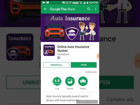 Online Auto Insurance App unlimited free Paytm Cash earn Hindi video