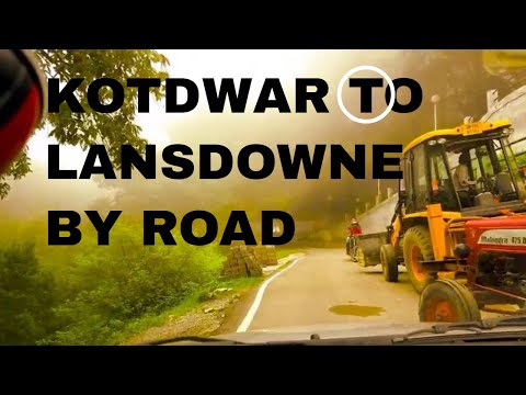 Lansdowne road trip | lansdowne hill station