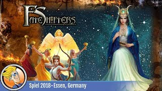 FateShifters — game overview at SPIEL '18