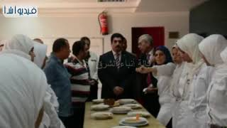 بالفيديو: محافظ القليوبية يتفقد المدرسة الفندقية بمدينة بنها