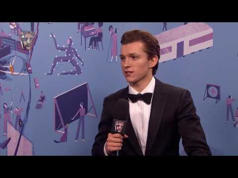 Tom Holland interview after BAFTA win & the responsibility of being Spiderman