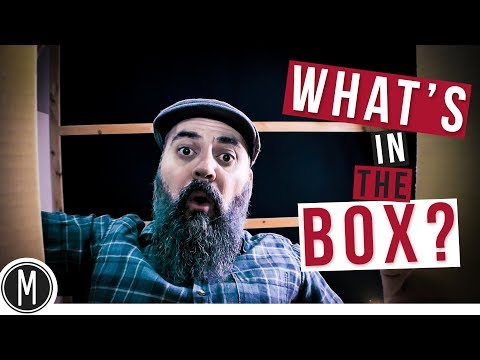 WHAT'S IN THE BOX? - Steinberg UR-RT4 with NEVE Transformers - Unboxing