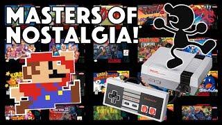 Nintendo: The Masters Of Nostalgia