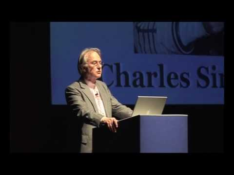 Richard Dawkins reads Charles Simonyi's manifesto
