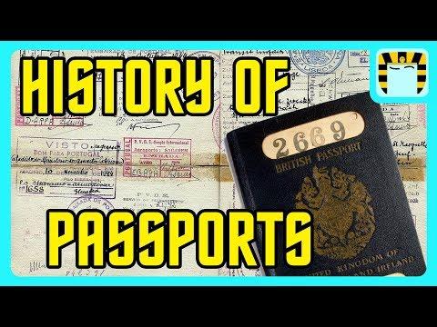 History of Passports
