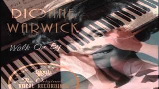 Walk On By – Dionne Warwick – Piano