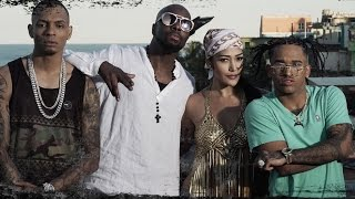 HENDRIX REMIX - WYCLEF JEAN FT. FARINA, BRYANT MYERS, Y ANONIMUS - [VIDEO OFICIAL]