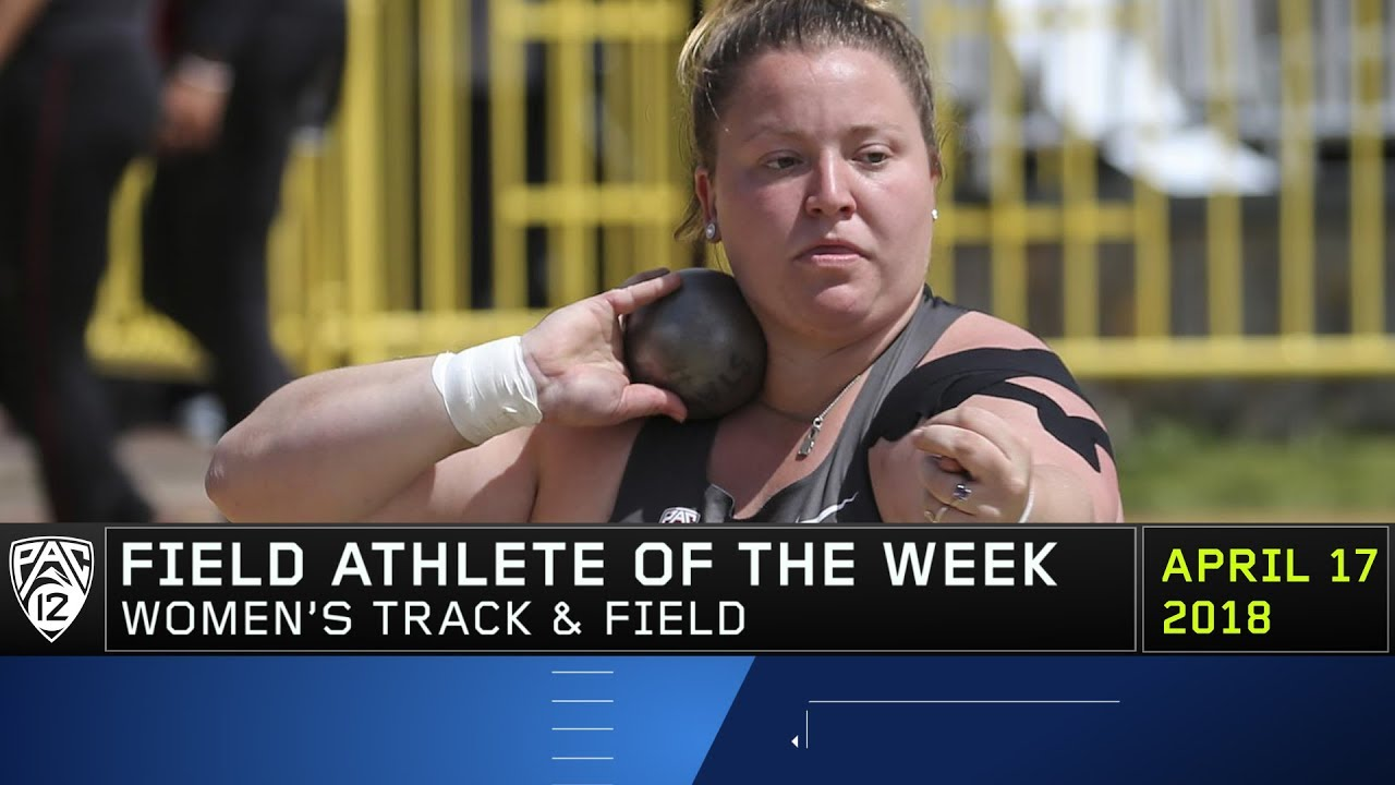 stanfords-lena-giger-nabs-pac-12-women-s-field-athlete-of-the-week-honors