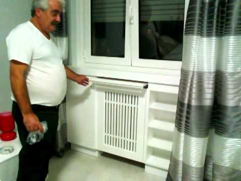 Montaggio mobile anche copricalorifero in casa gallo youtube - Mobile scarpiera ikea ...