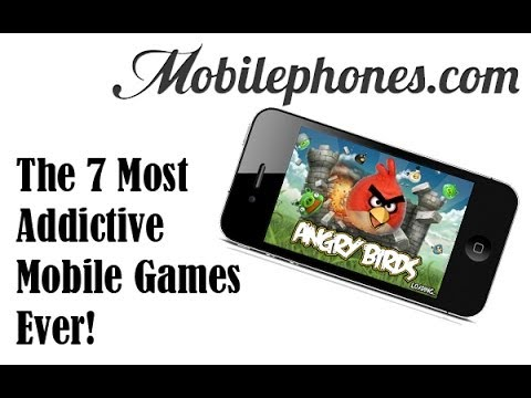 The 7 Most Addictive Mobile Games Ever! - YouTube