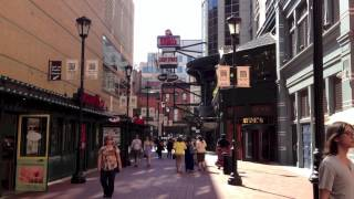 EP01: Things to Do in Washington DC - Chinatown & Gallery Place