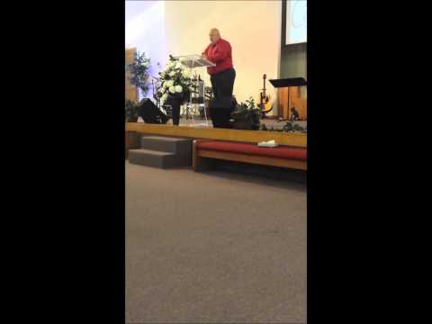"Brother Larry Martin ""Our Inheritance"""