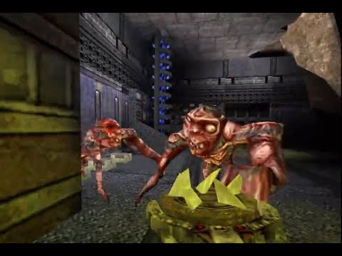 Juggernaut: The New Story For Quake II - pc gameplay |
