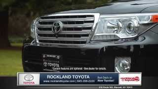 2015 Toyota Land Cruiser Review | Rockland Toyota - Toyota Dealer in Blauvelt, NY