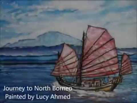 NORTH BORNEO - I LOVE SABAH