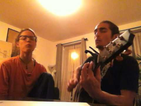 Needtobreathe- Washed by The Water (cover) by Matt Giordano and Chelsey Korus