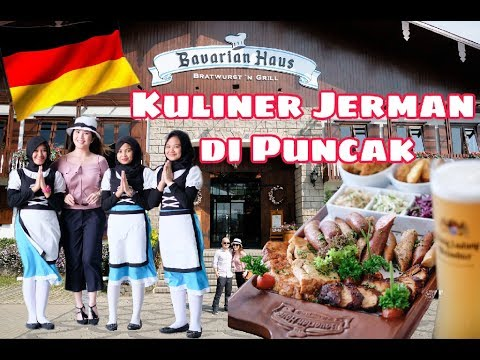 Kuliner Myfunfoodiary: Germany-Themed Resto at Bavarian Haus Bratwurst & Grill