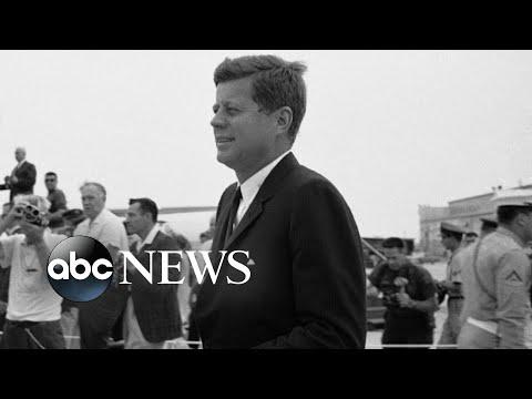 JFK assassination investigation files released