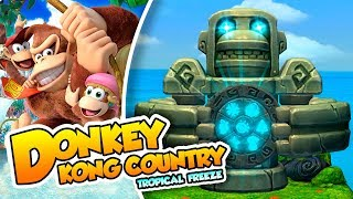 ¡¡Niveles secretos!! - #30 - Donkey Kong Country Tropical Freeze (Switch) DSimphony