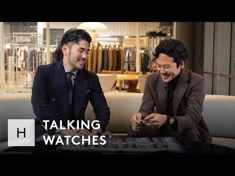 Talking Watches With Shuhei Nishiguchi