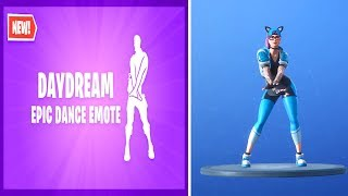 *NEW* Fortnite DAYDREAM Emote With Popular Skins EXTENDED..!!