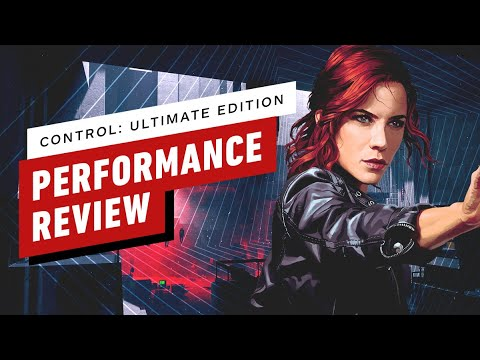 Control: Ultimate Edition Console Performance Review (PS5 & Xbox Series X|S)