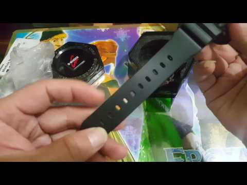 Cara Setting Gshock DW-6900BB-1DR & Cara Cek Keaslian Secara Simple