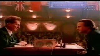 KNIGHT MOVES (1992) Película de Ajedrez - Sub. Spanish