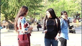 Girl Saying Nakhre Maat Dikha | Hilarious Reactions | Oye It
