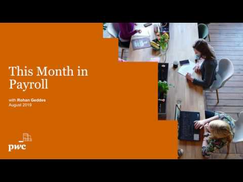 Payroll Consulting Practice | People | PwC Australia