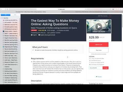 How to make thousands of dollars through Quora Partner Program