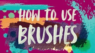 How to Use Brushes in Adobe Illustrator