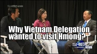 Suab Hmong News:  Why Vietnam Delegation Wanted to Visit Hmong in Minnesota?