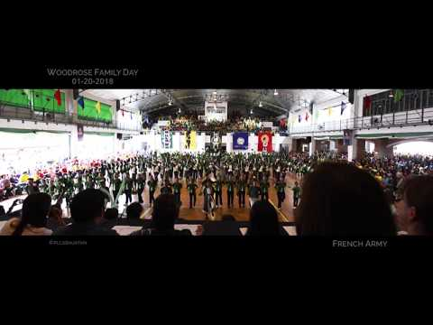 WR Family Day 2018: Green French Army