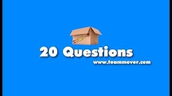 Team Building Activity - 20 Questions