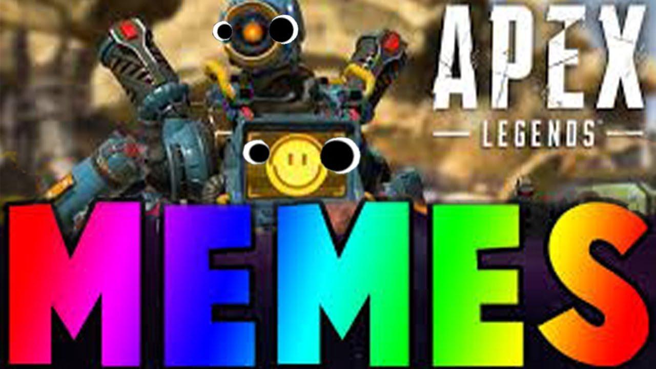 Apex Legends MEMES compilation v1 - YouTube